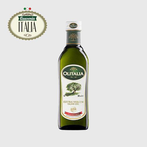 Aceite de oliva virgen extra importado de Italia